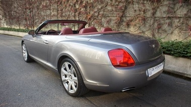 BENTLEY Continental GTC 2008 -