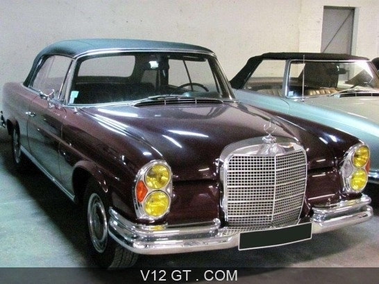 mercedes 280 se cabriolet a vendre. Black Bedroom Furniture Sets. Home Design Ideas