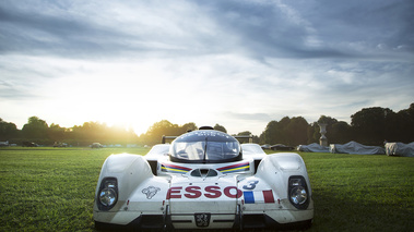 Chantilly Arts & Elégance 2016 - Peugeot 905 face avant