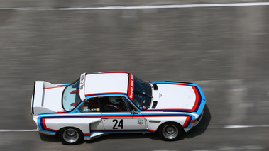 Coupes de Printemps 2015 - BMW 3.0 CSL blanc filé