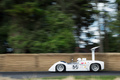 Goodwood Festival of Speed 2017 - ancienne blanc filé