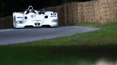 Goodwood Festival of Speed 2017 - BMW V12 LMR face avant
