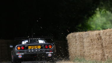 Goodwood Festival of Speed 2017 - McLaren F1 GTR Ueno Clinic face arrière