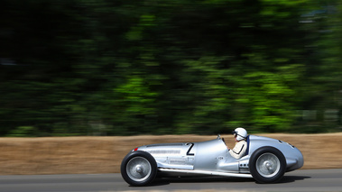 Goodwood Festival of Speed 2017 - Mercedes gris filé