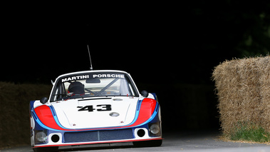 Goodwood Festival of Speed 2017 - Porsche 935 Martini face avant 2