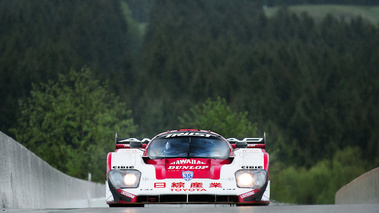 Spa Classic 2017 - Toyota blanc/rouge face avant 3