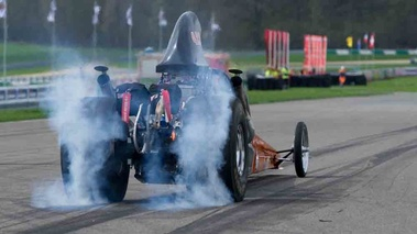 Speed Trophy 2013 dragster