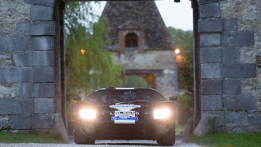 Tour Auto 2017 - Ford GT40 noir face avant
