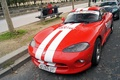 NFS Most Wanted 2012 - Dodge Viper RT-10 rouge 3/4 avant gauche penché