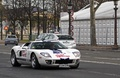 NFS Most Wanted 2012 - Ford GT blanc 3/4 avant droit