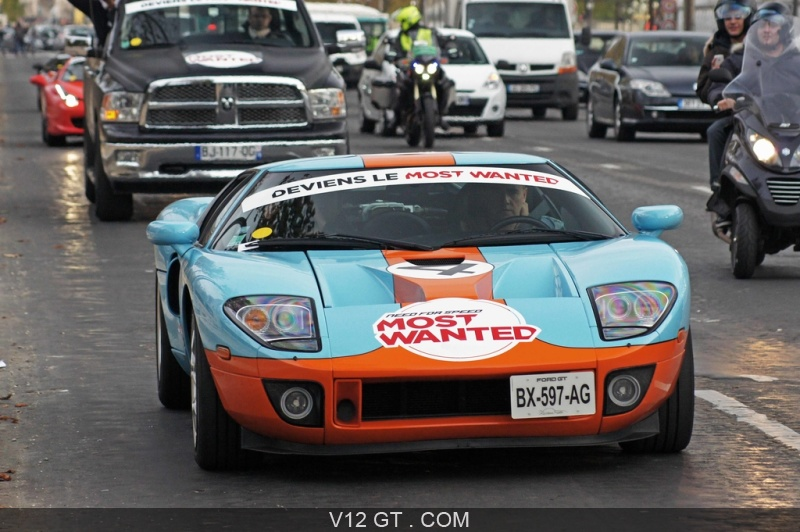 nfs most wanted 2012 ford gt gulf face avant lancement. Black Bedroom Furniture Sets. Home Design Ideas