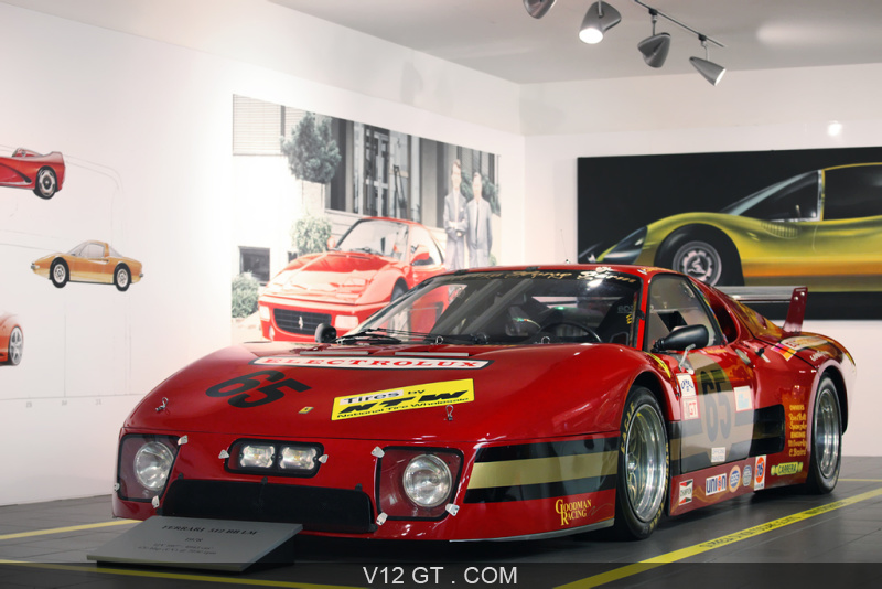 mus e ferrari de maranello classic dossiers gt classic accueil v12 gt v12 gt l 39 motion. Black Bedroom Furniture Sets. Home Design Ideas