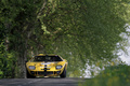 Ford GT40 jaune face avant