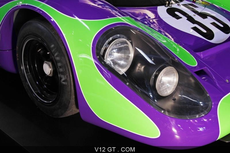 porsche 917 violetvert jante porsche photos classic les plus - Vert Et Violet