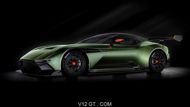 Fiche technique de l'Aston Martin Vulcan on