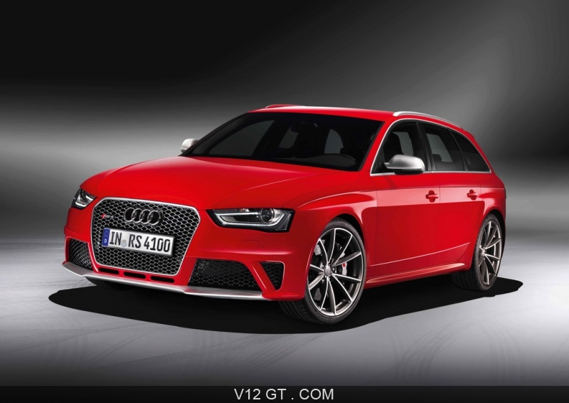 fiche technique de l 39 audi rs4 avant. Black Bedroom Furniture Sets. Home Design Ideas
