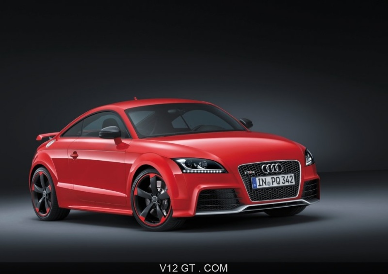 l 39 audi tt rs plus porte le 5 cylindres tfsi 360 chevaux et 465nm. Black Bedroom Furniture Sets. Home Design Ideas