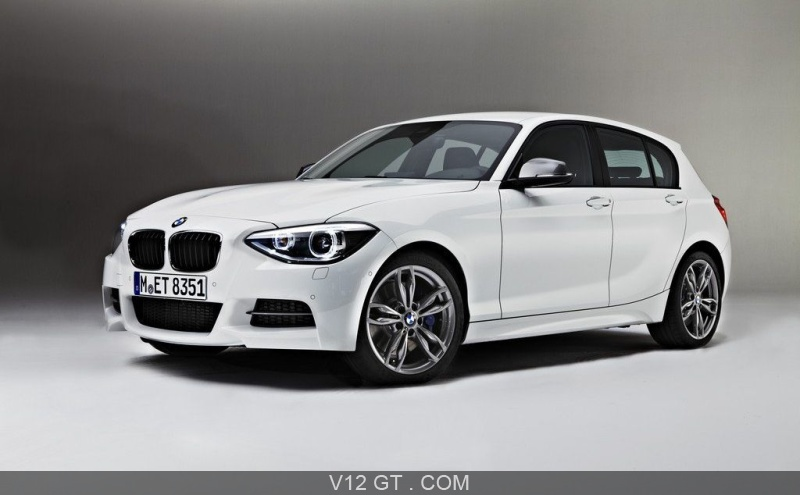 bmw m135i blanche 3 4 avant gauche bmw photos gt les plus belles photos de gt et de. Black Bedroom Furniture Sets. Home Design Ideas