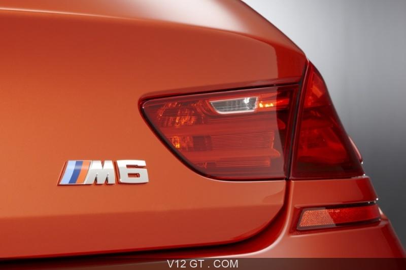 bmw m6 coup233 orange d233tail logo bmw photos gt