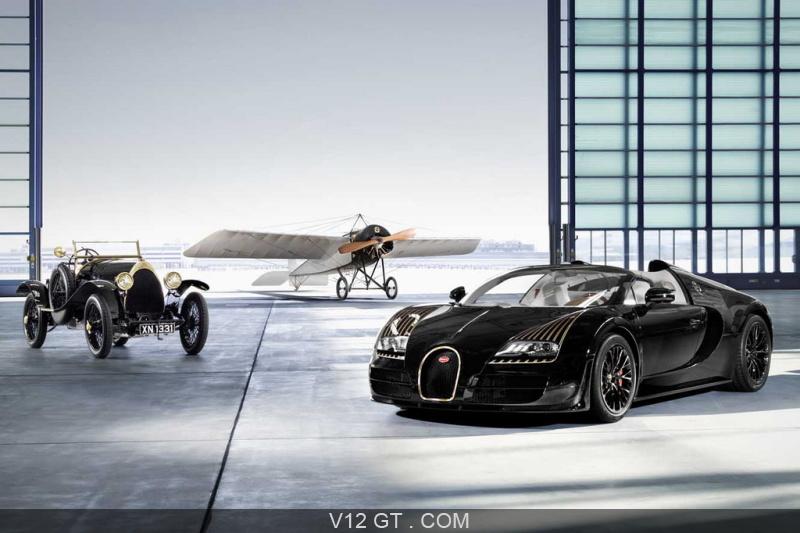 La Bugatti Veyron Black Bess en vidéo - Sport Auto