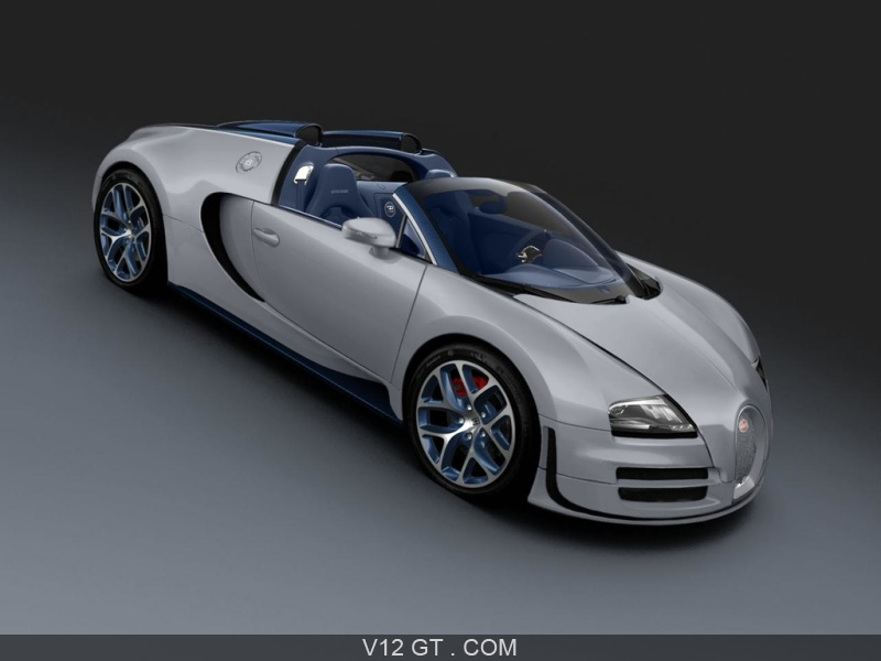 bugatti pr sente un nouvel exemplaire unique de sa veyron. Black Bedroom Furniture Sets. Home Design Ideas