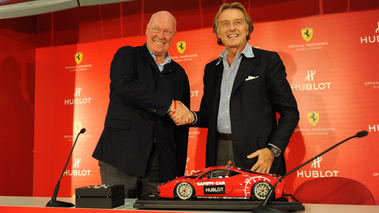 collaboration Ferrari & Hublot
