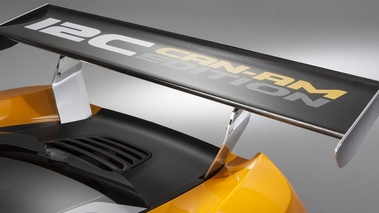 McLaren MP4-12C Can-Am Edition Concept - aileron