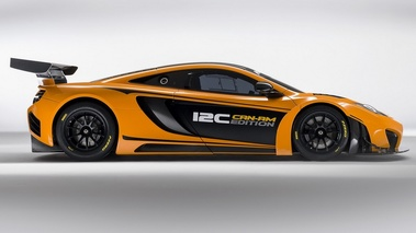 McLaren MP4-12C Can-Am Edition Concept - profil droit