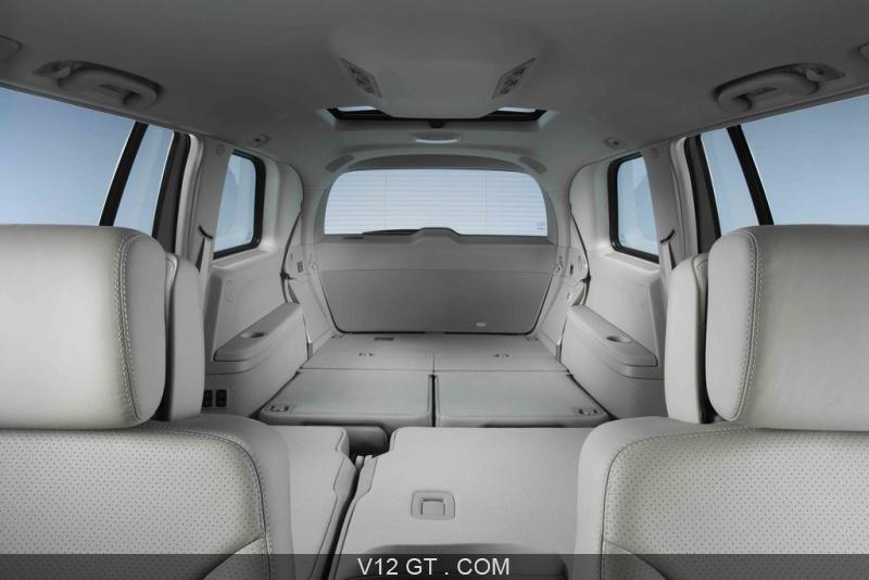 Gl450 mercedes benz v12 gt l 39 motion automobile for Mercedes classe m interieur