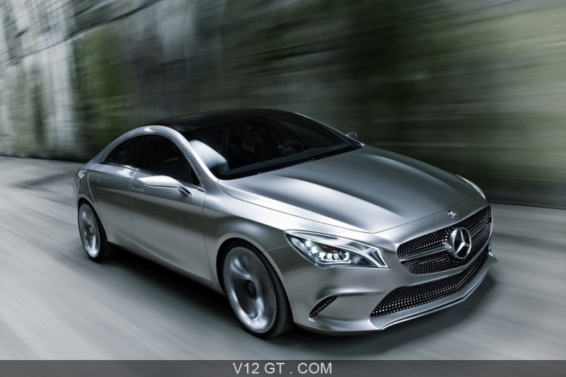 future mercedes classe s coup gt chos gt news v12 gt l 39 motion automobile. Black Bedroom Furniture Sets. Home Design Ideas