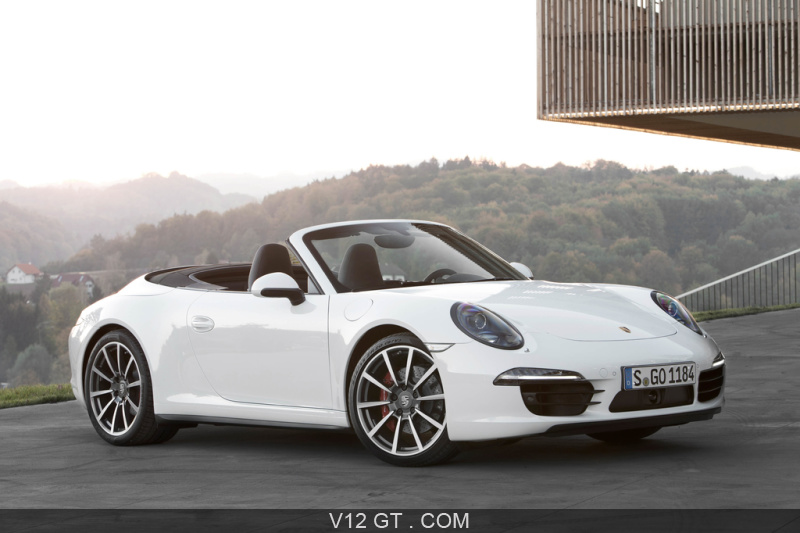 fiche technique de la porsche 991 carrera 4s cabriolet. Black Bedroom Furniture Sets. Home Design Ideas