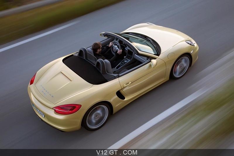 Innovative Essai Du Porsche Boxster S