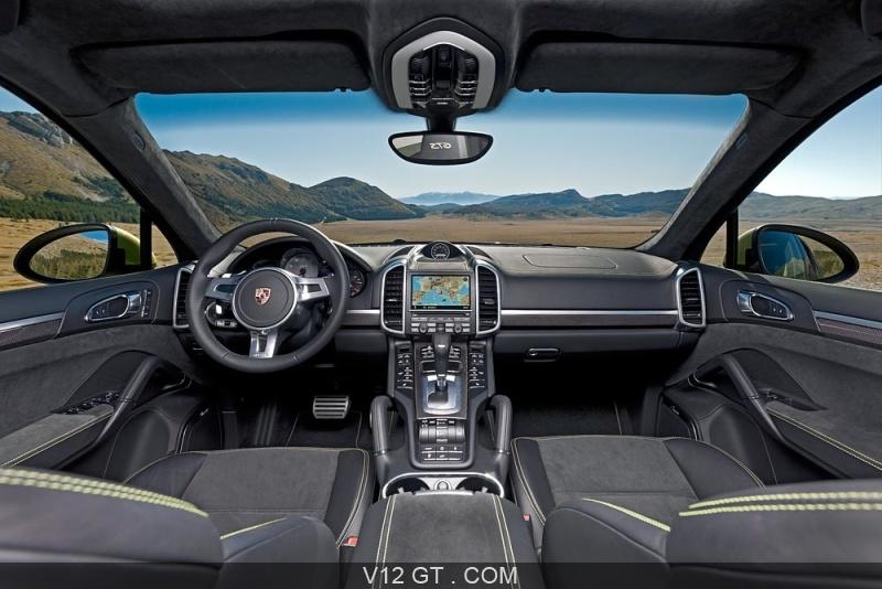 Porsche cayenne gts vert int rieur porsche photos gt for Interieur porsche cayenne
