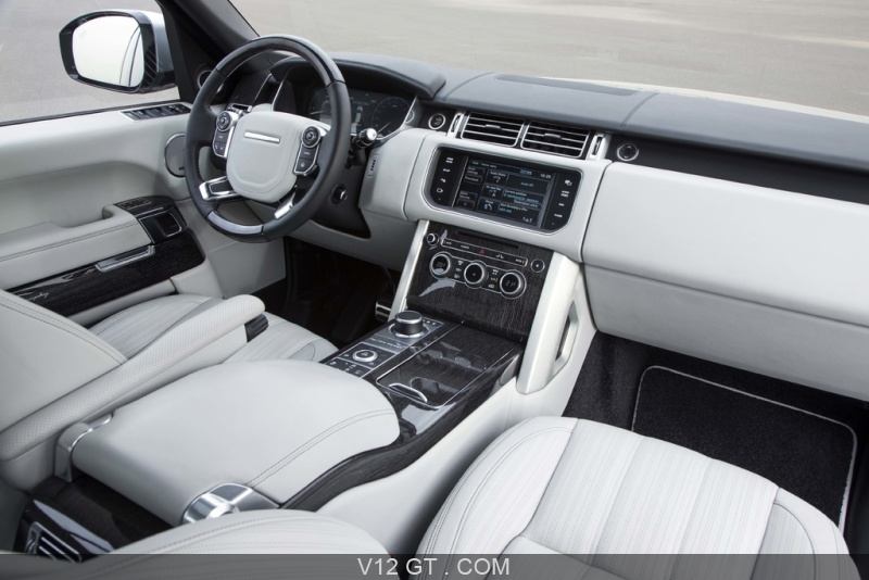 range rover my2013 gris int rieur range rover photos gt les plus belles photos de gt et de. Black Bedroom Furniture Sets. Home Design Ideas