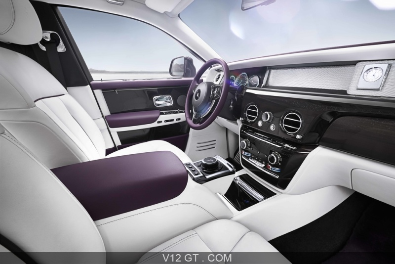 rolls royce phantom viii lwb violet intrieur 2 rolls royce photos gt les plus belles photos de gt et de classic