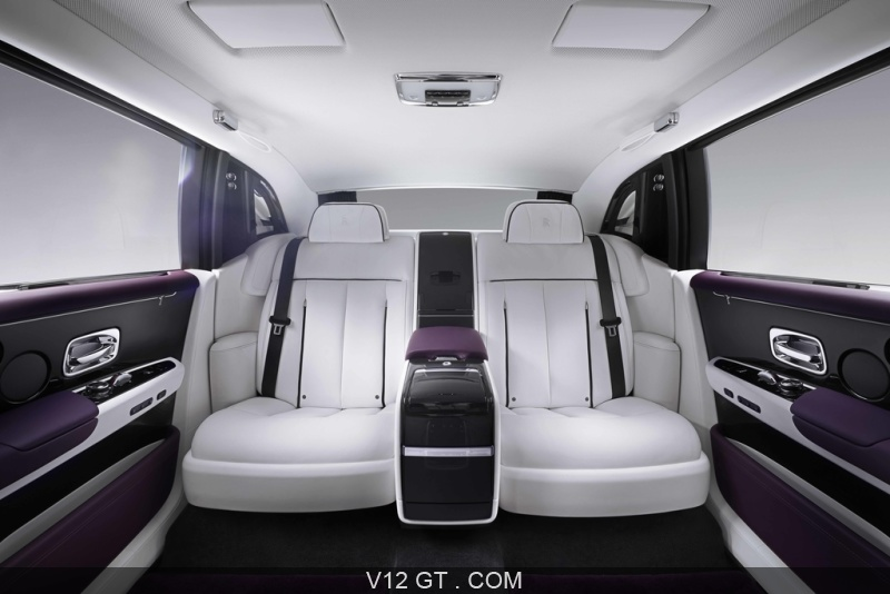 rolls royce phantom viii lwb violet intrieur 3 rolls royce photos gt les plus belles photos de gt et de classic