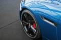 Jaguar Project 7 bleu jante