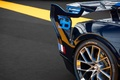 Festival Automobile International de Paris 2016 - Bugatti Vision GT aileron