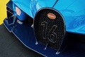Festival Automobile International de Paris 2016 - Bugatti Vision GT calandre