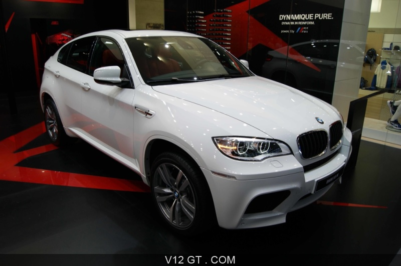 salon de gen ve 2012 bmw x6 m blanc 3 4 avant droit gen ve 2012 photos salons les plus. Black Bedroom Furniture Sets. Home Design Ideas