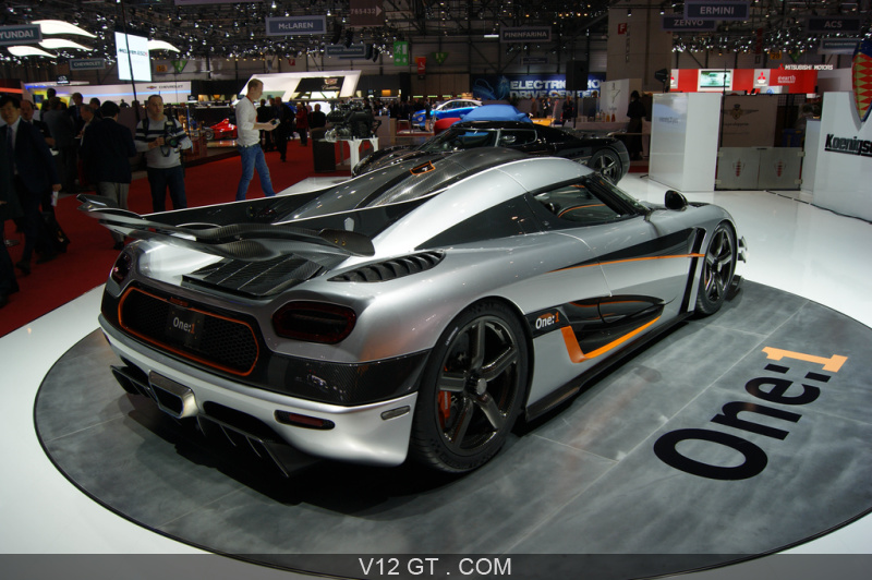 la koenigsegg agera one 1 pourrait devenir la voiture la plus rapide du monde gr ce son. Black Bedroom Furniture Sets. Home Design Ideas