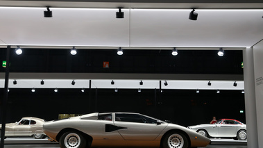 Grand Basel 2018 - Lamborghini Countach LP400 anthracite profil
