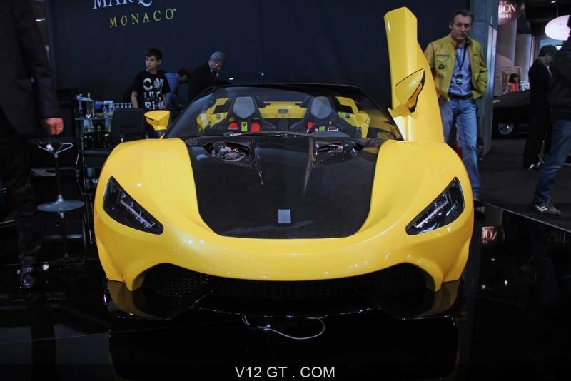 Ts 600 jaune face avant porte ouverte top marques monaco for Porte jaune salon
