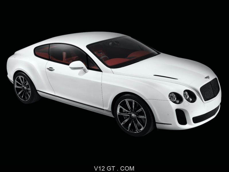 Bentley Continental Supersports Lunique Voiture Ecologique Que
