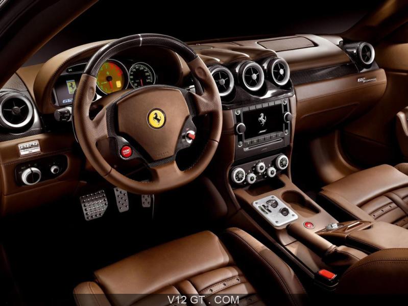 Ferrari 612 int rieur 2008 ferrari photos gt les for Interieur ferrari