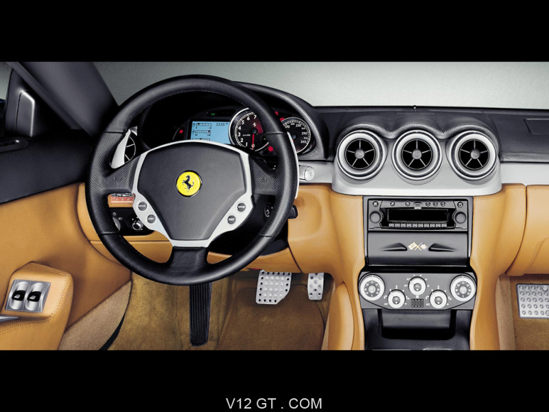 Ferrari 612 int rieur ferrari photos gt les plus for Interieur ferrari