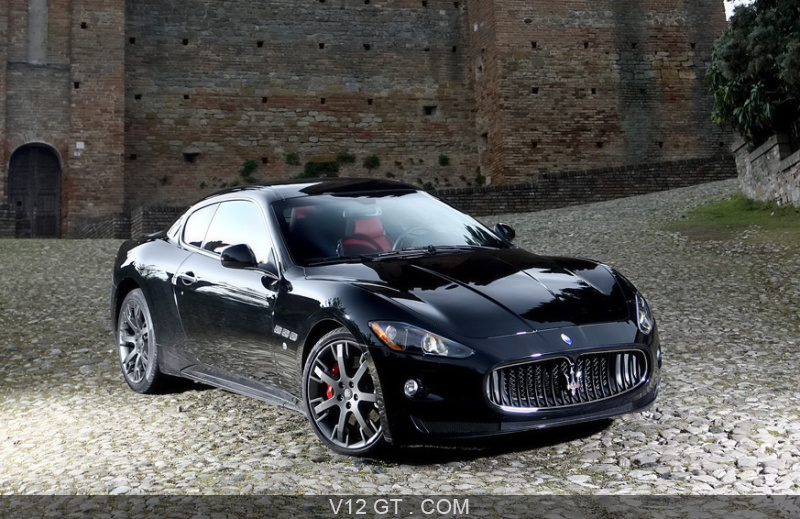 granturismo s maserati v12 gt l 39 motion automobile. Black Bedroom Furniture Sets. Home Design Ideas