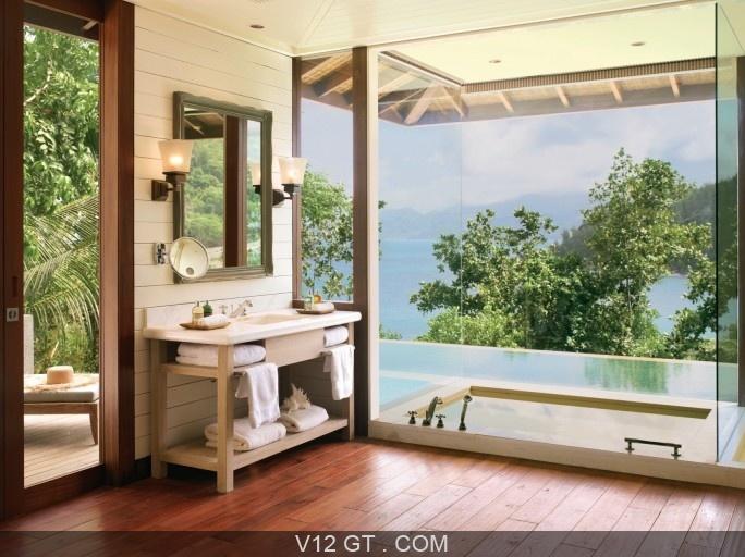 seychelles le four seasons gt travel grand tourisme v12 gt l 39 motion automobile. Black Bedroom Furniture Sets. Home Design Ideas