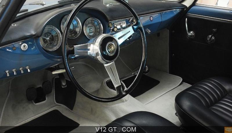 alfa romeo giulietta sprint 1960 petites annonces gratuites avec photo pour acheter ou vendre. Black Bedroom Furniture Sets. Home Design Ideas