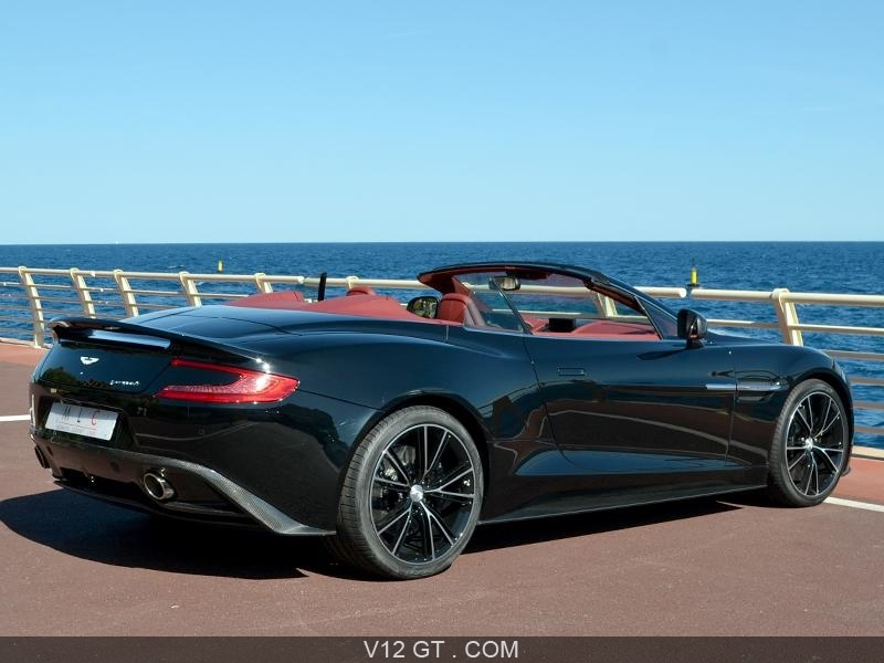 aston martin vanquish volante vendu 2014 petites. Black Bedroom Furniture Sets. Home Design Ideas